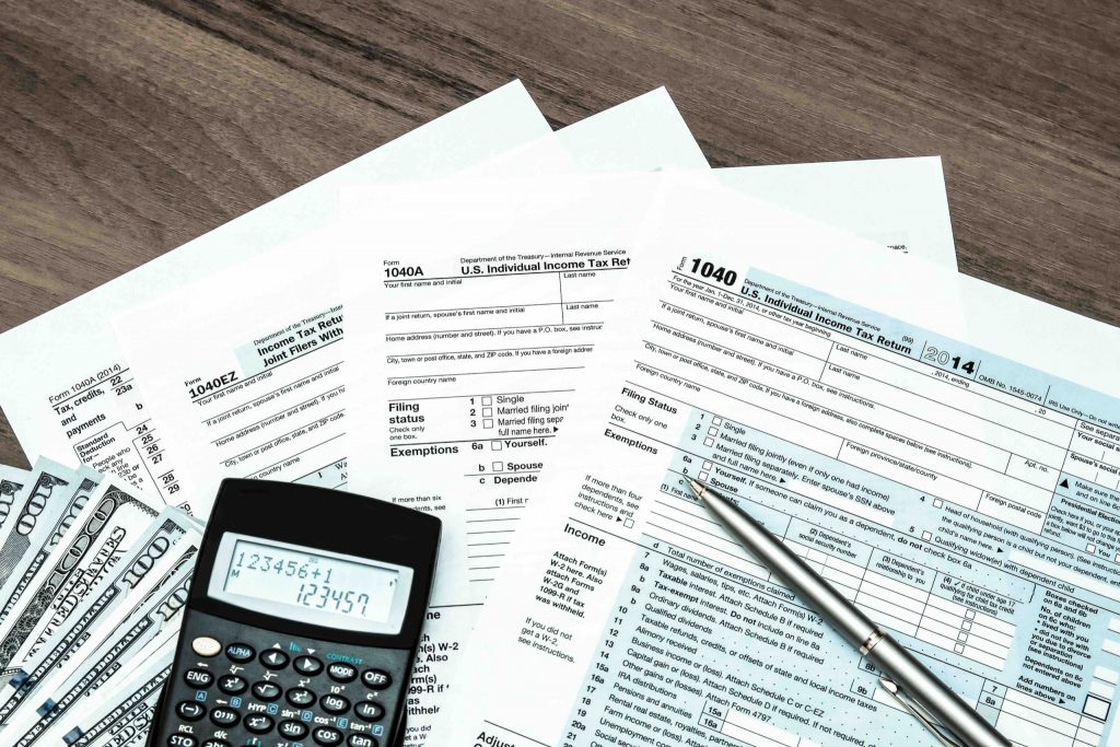 Image of IRS Tax Preparation Forms, Tucson Accounting Firm, www.flowersrieger.com, CPA Tucson, Tax Preparation, Sell your Business, Buy a Business, Business Consultant